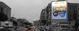 cartelloni e affissioni pubblicitarie Roma